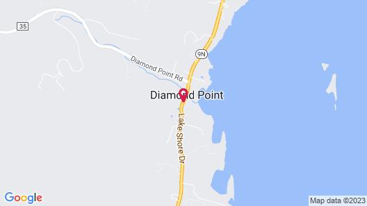 Blue Lagoon Resort Map