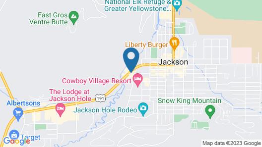Elk Country Inn Map