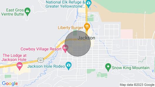 Multi Resorts at Jackson Pines, a VRI resort Map