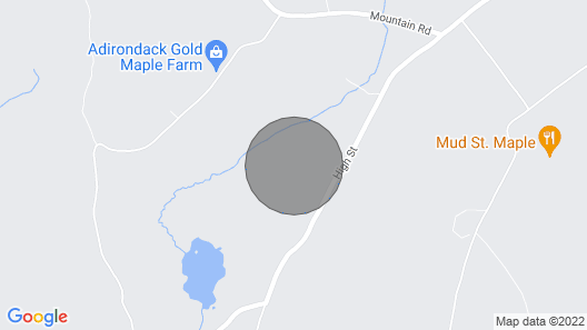 70 Private Acres-private Inground Pool-wifi Map