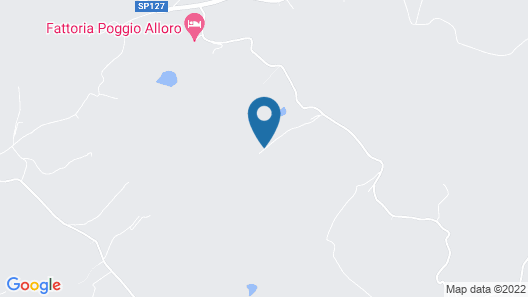 Appartamento Casaglia Map
