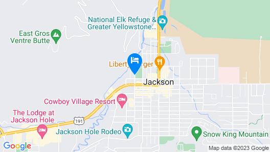 Parkway Inn Map