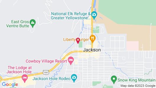 Miller Park Lodge Map
