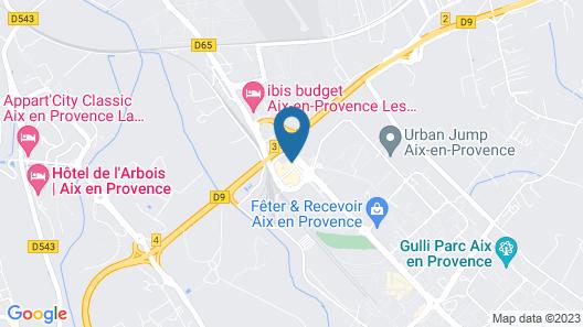 Le Nelio Map
