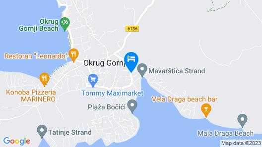 Villa Hygge Map