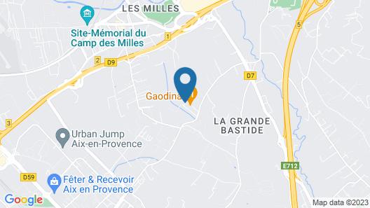 Domaine Gaogaia (Ex Domaine & Cie) Map