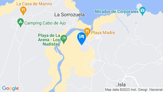 Apartamentos Cantabria - Ref. 4509 Map