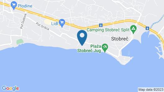 Super Horizont Stobrec Map
