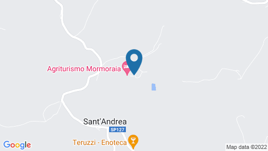 La Mormoraia Map