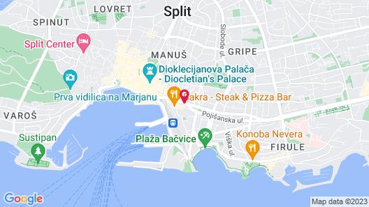 Royal Suites Map