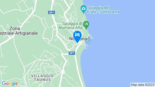 Hotel Sorriso Map