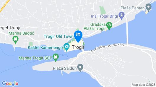 Apartment Tin Map