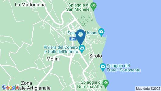 Appartamento S72 Map