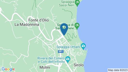 San Michele Relais & SPA Map