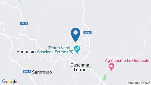 Albergo Stella Map