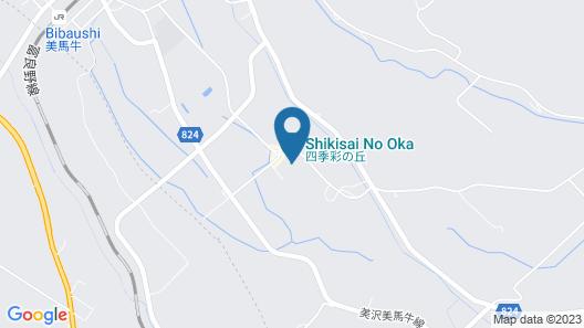 Ritz Garden Niji Map