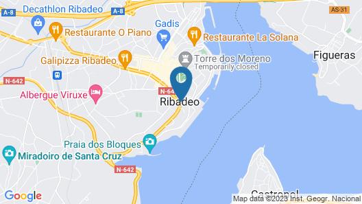 Hotel EO Map