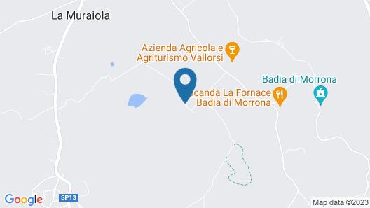 Beautiful Villa in Lari With Swimming Pool Map