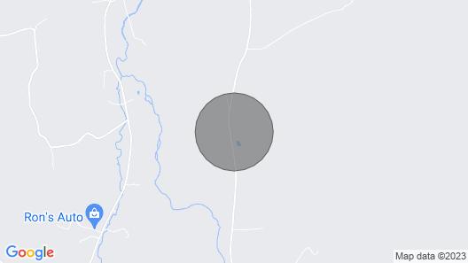Historic Hilltop Home - Killington Area Map