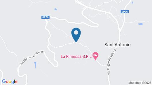 Rodilosso Map