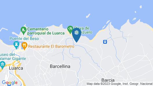 Finca Portizuelo Map