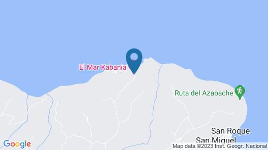 El Mar Map