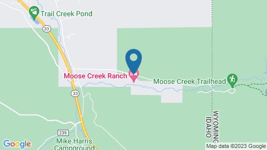 Moose Creek Ranch Map
