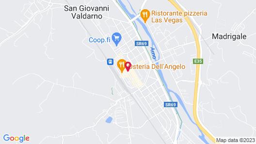 Monna Tancia Map