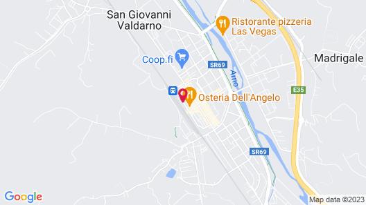 Residenze San Giovanni Map