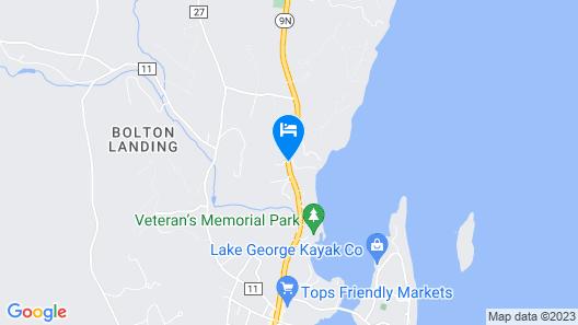 Contessa Resort Map