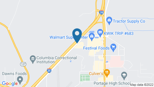 Best Western Resort Hotel & Conference Center Map