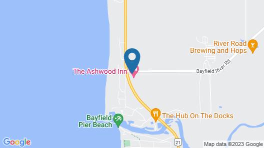 The Ashwood Map