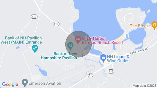 Lakefront Condo w/ Shared Amenities Resort Map
