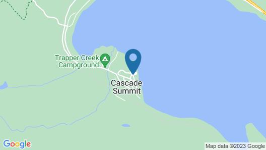 Shelter Cove Resort and Marina Map
