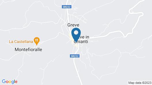 Giovanni da Verrazzano Map