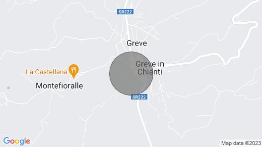 La Chiesetta - Two Bedroom Resort, Sleeps 5 Map