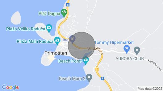 Apartments Kure Map