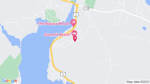 The Summit Resort Map