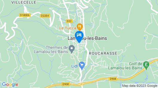 Rev Hotel Map
