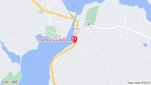 The Naswa Resort Map