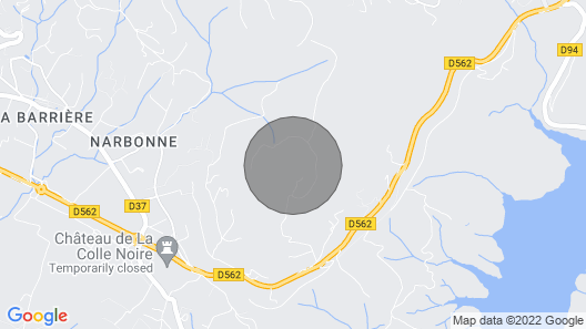 Mansion - CANTON DE FAYENCE - VAR Map