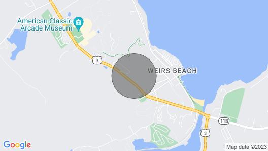 Grand View Resort Map