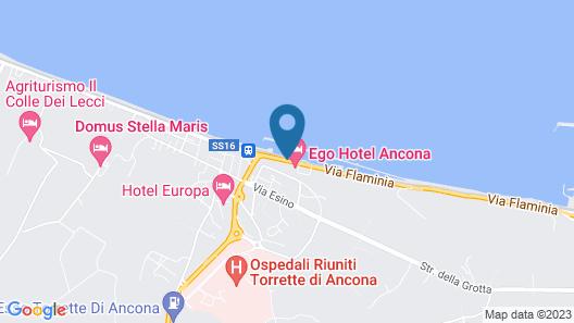 EGO Hotel Map