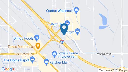 Holiday Inn Nampa, an IHG Hotel Map