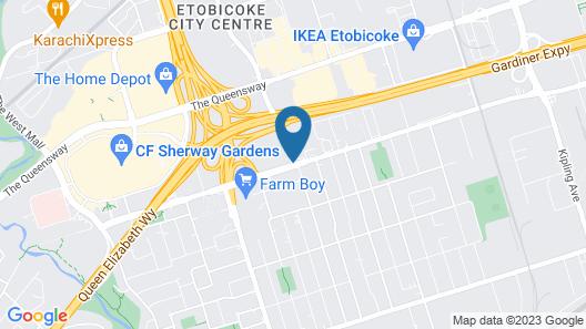 Stay Inn Map
