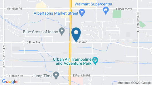 Country Inn & Suites by Radisson, Boise West, ID Map