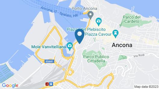 NH Ancona Map