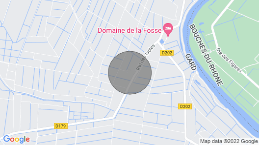 Private Domain 36 Pers. With 2 Pools, Consisting of Authentic Mas and Houses Map