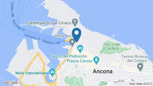 Residence Vanvitelli Map