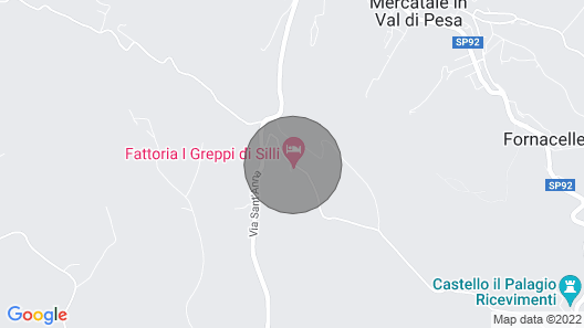 Vinsantaia, San Casciano Val di Pesa, Italy Map